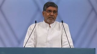 Watch Kailash Satyarthi's Nobel Peace Prize acceptance speech