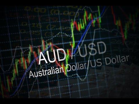 AUD/USD – US Dollar Collapses vs the Aussie