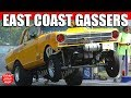 2012 Gasser Reunion East Coast Gassers Rd 1 Hot Rods Race Chevy Nostalgia Drag Racing Videos