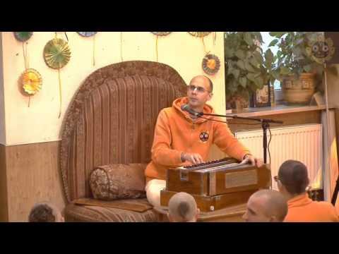 Шримад Бхагаватам 4.22.36 - Адбхута Гауранга прабху