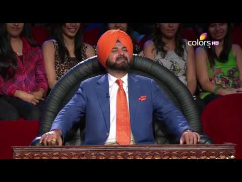Comedy Nights With Kapil - Gurdaas Maan - Dil Vil Pyaar Vyaar - 19th April 2014 - Full Episode (HD)