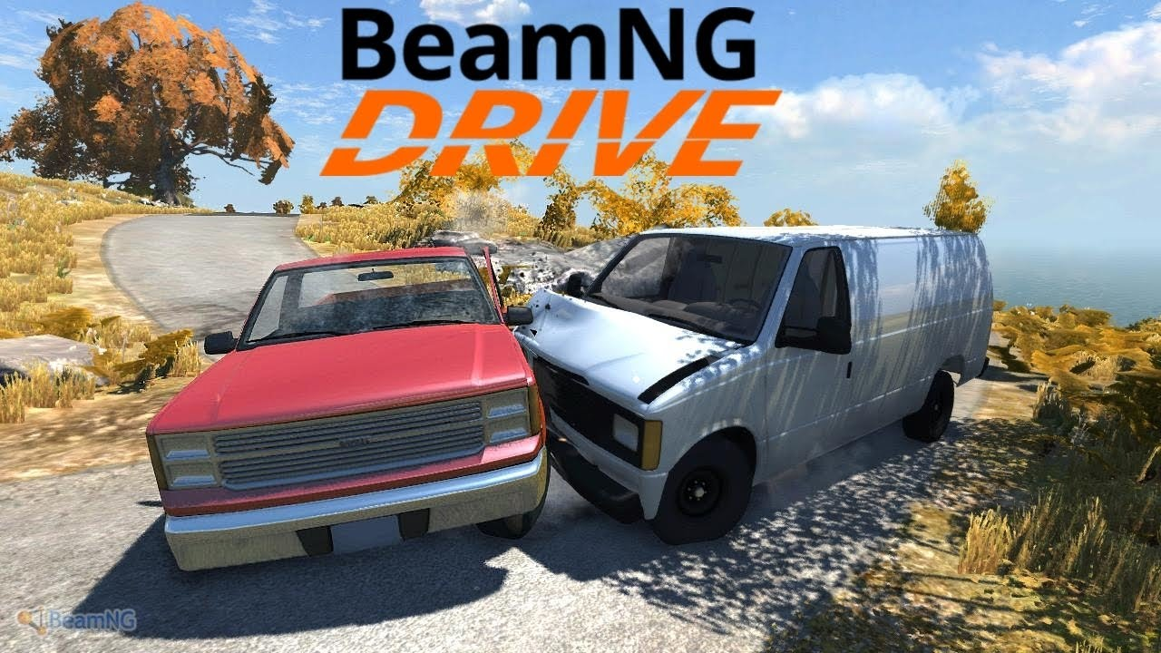BeamNG Drive Game Online, Play BeamNG.Drive For Free Now