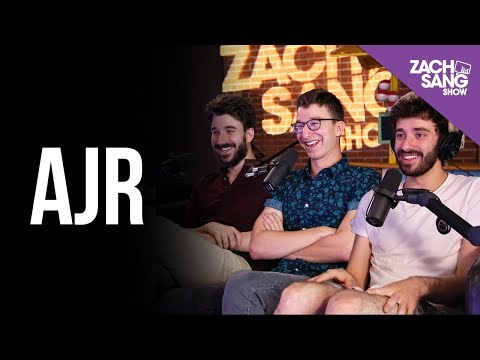 AJR Talks The Click, Jon Bellion and Shawn Mendes