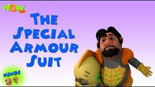 The Special Armour Suit - Motu Patlu in Hindi- ENGLISH, SPANISH & FRENCH SUBTITLES