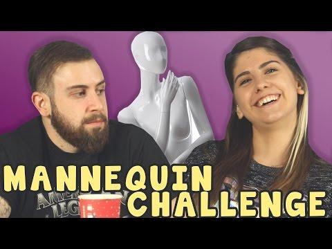 Gençlerin Tepkisi: Mannequin Challenge