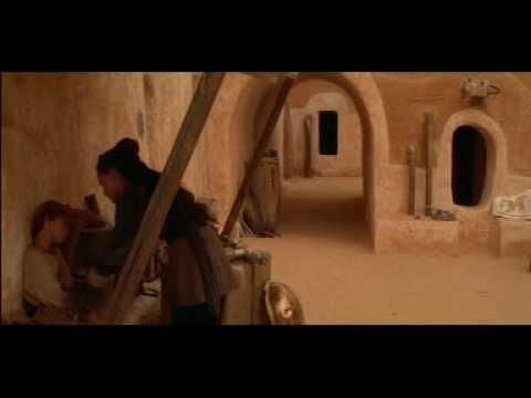 Star Wars The Phantom Menace Deleted Scene #1