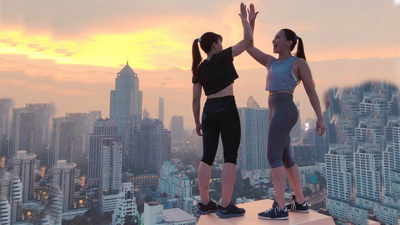 Download Top Female Parkour And Freerunning