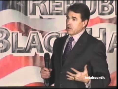 Rick Perry Lincoln Day Dinner Iowa Speech
