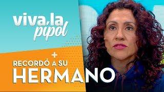 Krespita Rodríguez recordó la estrecha relación que tenía con su hermano - Viva La Pipol