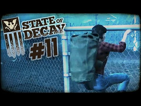 """State of Decay Day One Edition Part 11 - """"Last Minute Scavenging!!!"""" 1080p PC Gameplay"""