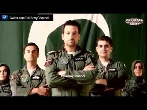 Pakistan Air Force National Songs  Junaid Jamshed 14 august 2016   YouTube