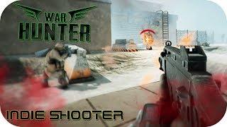 War Hunter - Indie Game Begin Gameplay Moments - PC STEAM HD