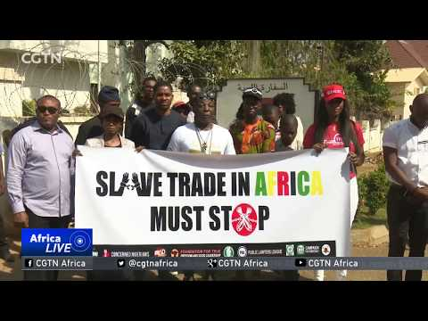 Nigerians demand repatriation of hundreds trapped in Libya