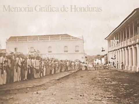 Fotos antiguas de Honduras