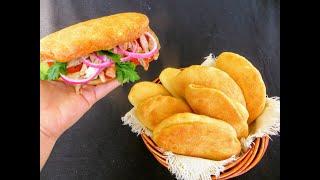 Новый рецепт Самый вкусный хлеб из простых продуктов Ямайский молочный хлеб