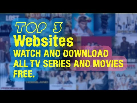 Free movies & TV series 2018
