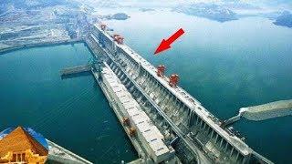 Đập thủy điện Tam Hiệp Trung Quốc có phải dễ vỡ đến vậy không 三峽大壩變形原因找到了