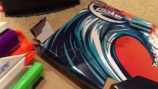 Super Soaker DartFire Unboxing