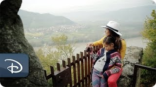 Danube River Cruise - Hike to a Dürnstein Castle    Adventures by Disney