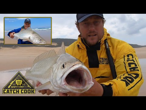 Kob Fishing In South Africa, Best Size Fish For Eating [catch Cook]