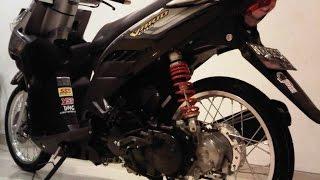 Motor Trend Modifikasi | Video Modifikasi Motor Honda Vario  Velg Jari-jari Terbaru Part 4