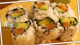 Sushi Inside Out - Cooking Tips Spezial