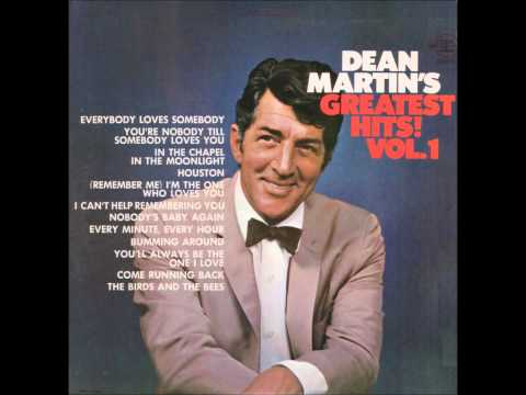 Every Minute Every Hour - Dean Martin