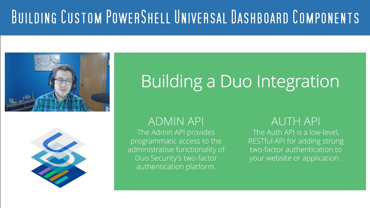 Twitch Stream: Building Tools with Powershell Universal Dashboard