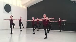 Современный танец (modern jazz) педагог Ирина Плотникова