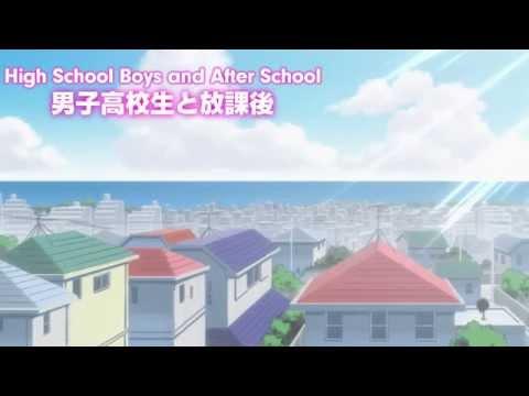 Daily Lives of Highschool Boys (Danshi Koukousei no Nichijou) Episode 1 HD