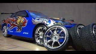 видео: Китайская машинка на радиоуправлении RC Car Drift