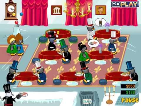 Penguin Diner 2 Last Level / Ending