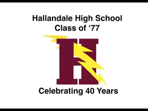 40th Reunion HHS: Hallandale High School Class of '77 - First Graduating Class