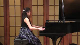 Bach - Toccata and Fugue in D Major - Junior Bach Festival 2018