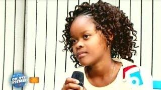 Henriette Nkunda, Une fillette de 10 ans qui Chante merveilleusement; On Est Ensembe