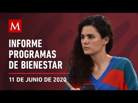 Conferencia Sobre Programas de Bienestar - 31 de Mayo 2020из YouTube · Длительность: 53 мин21 с