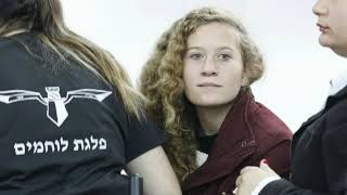 Ahed Tamimi released after eight months in jail