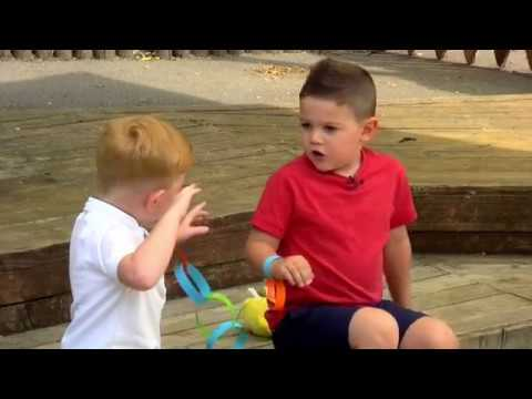 """The Secret Life of Four Year Olds 20"""" Not Listening Trailer"""