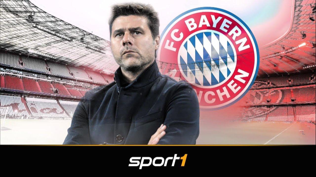 Das ist Pochettino - passt dieser Trainertyp zu den Bayern? | SPORT1