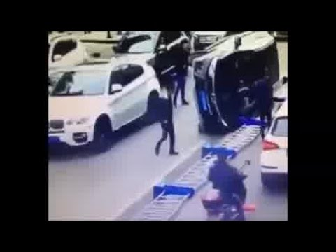 Accidents in the City Center