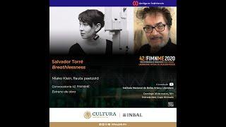 42 FIMNME, Laboratorio virtual de creación musical / Miako Klein / Salvador Torré