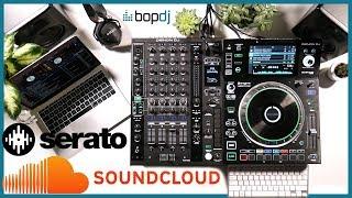 Serato DJ Streaming w/ DENON SC5000 & HID Controller Mode | Bop DJ