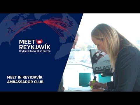 Ambassador viðburður 2017 - Ráðstefnuborgin Reykjavík (Meet in Reykjavík)