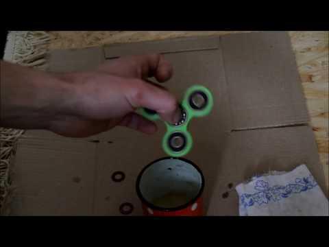 Как заставить ваш spinner крутиться быстрее