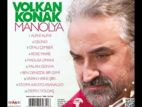 Volkan Konak - Vatan Haini (şiir) (Manolya-2015)