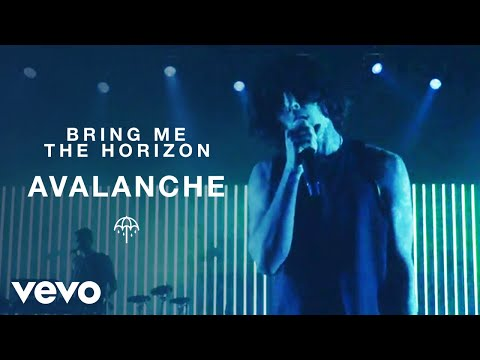 preview Bring Me The Horizon - Avalanche from youtube