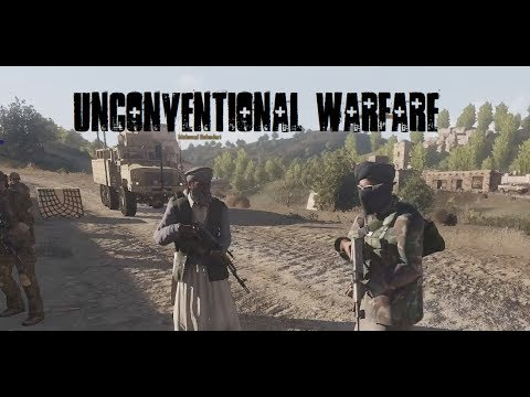Unconventional Warfare | ODA 5216 | 2/5 SFG Realism Unit