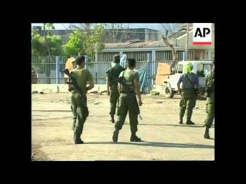 EAST TIMOR: UN PEACEKEEPING MISSION LATEST