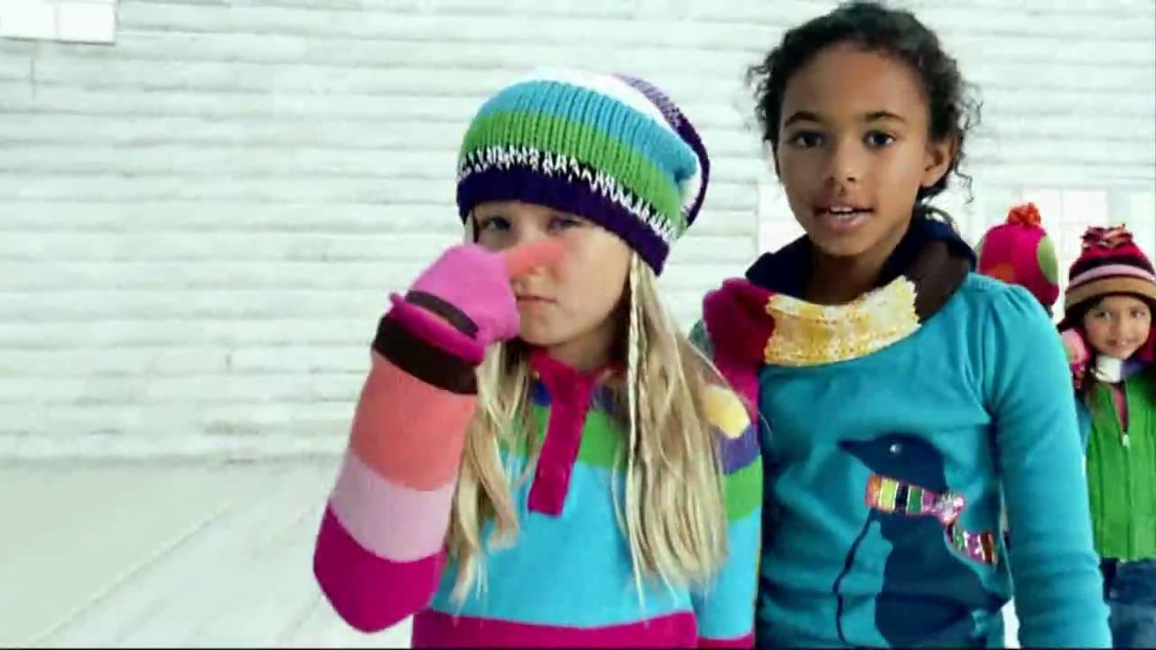 Gap Commercial (Little Girls) - YouTube