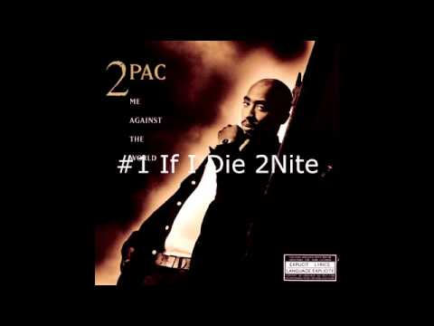 2Pac-Me Against The World (Full Album)